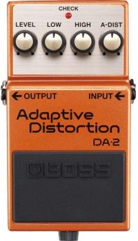 Педаль Boss DA-2 Adaptive Distortion