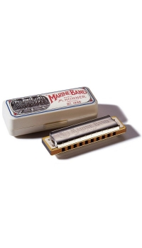 HOHNER M200501 Marine Band Deluxe C-major