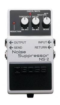 Педаль BOSS NS 2 Noise Suppressor