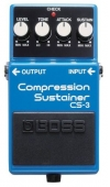 Педаль BOSS CS 3 - Compressor/Sustainer