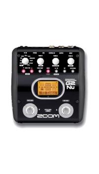 Гитарный процессор ZOOM G2NU